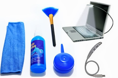 dụng cụ vệ sinh laptop