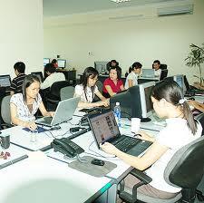 Thi công mạng văn phòng