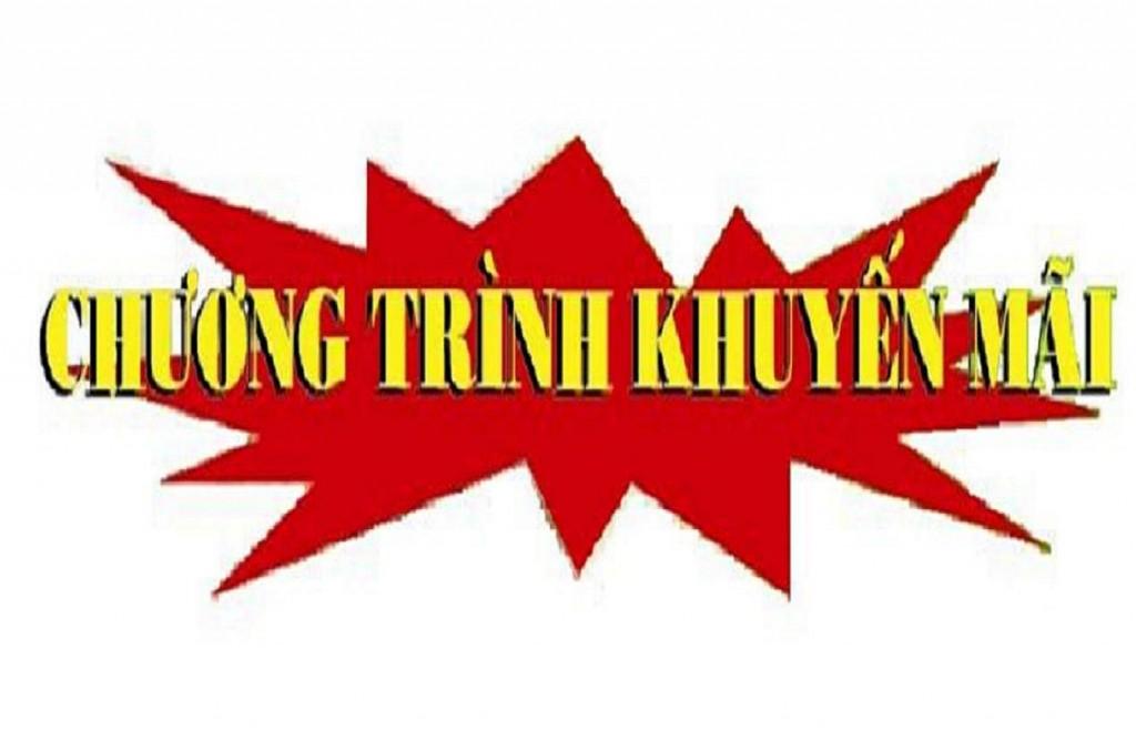 Chuong trinh khuyen mai