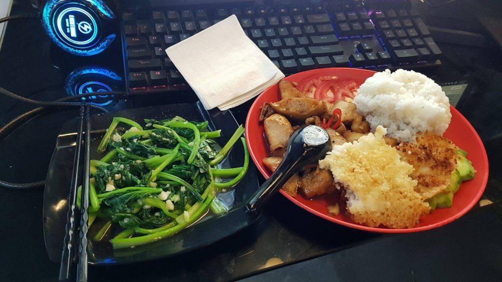 Dịch vụ đồ ăn nhanh