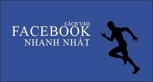 cách vào facebook